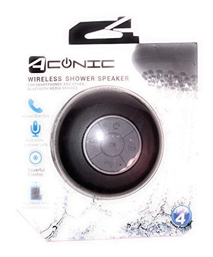 Bluetooth Shower Speakers Aconic