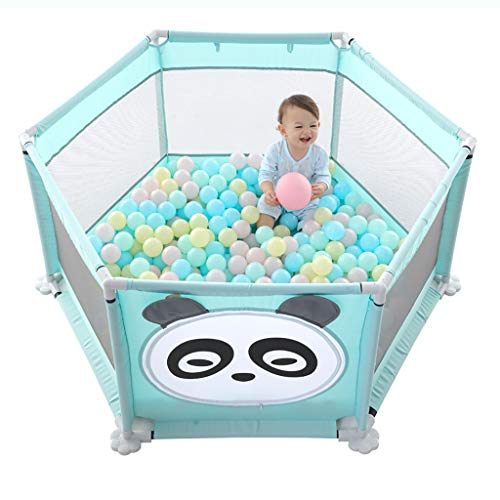 Buy Discount YYHSND Baby Fence Indoor Fence Children's Outdoor Playground Healthy and Tasteless Chil...