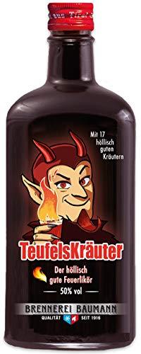 Baumann - Teufels Kräuter Feuerlikör (1 x 0,50 l)