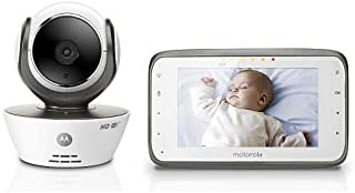 Motorola MBP854 Digital Video Baby Monitor with Wi-Fi Capability