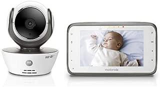 Motorola MBP854 Digital Video Baby Monitor with Wi-Fi Capability