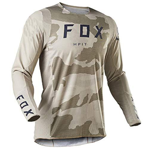LGGJJYHMY Camiseta de motocross mtb cuesta abajo jeresy fxr ciclismo bicicleta de...