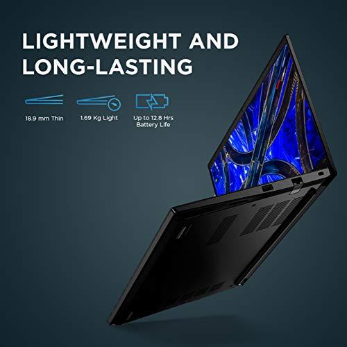 Lenovo ThinkPad E14 Intel Core i3 10th Gen 14-inch Full HD Thin and Light Laptop (4GB RAM/ 256GB SSD/ DOS/ Black/ 1.69 kg), 20RAS0SE00