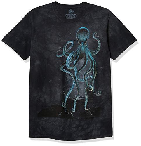 The Mountain Octopus T-Shirt Gr. L, grün