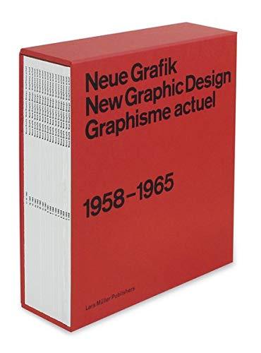 Price comparison product image Neue Grafik: New Graphic Design: Graphisme Actuel: 1958-1965
