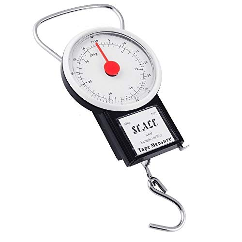 Original NEW PORTABLE TRAVEL SUITCASE BAGGAGE LUGGAGE WEIGHING SCALE HOOK WEIGHT SCALE HAND HELD COMPACT 32 KG