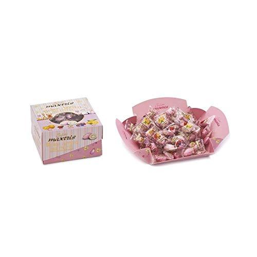 Maxtris Confetti Dolce Evento Frutta Rosa