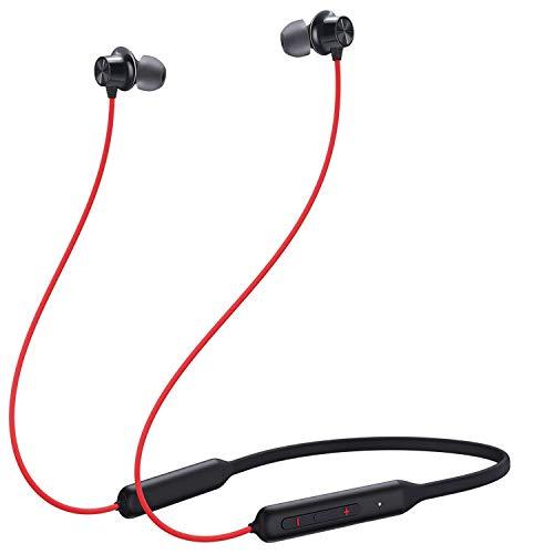 Wireless Earphones Headphones for OnePlus 8T / One Plus 8 T, OnePlus Nord/One Plus Nord, OnePlus Z/One Plus Z Hands-Free Calling inbuilt Mic Headphones with Long Battery Life and Flexible Headset (C 11,Color Multi)