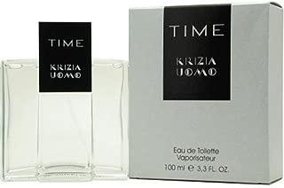 Krizia Time By Krizia For Men. Eau De Toilette Spray 3.3 OZ