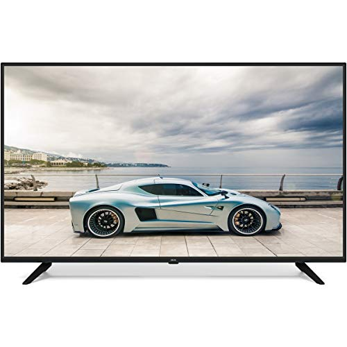 AKAI AKTV5036S 50 'Ultra HD Smart TV Wi-Fi Color negro