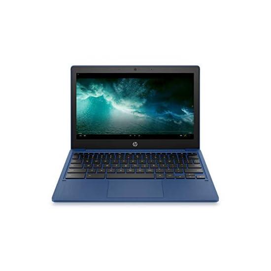 HP Chromebook 11-inch Laptop – MediaTek – MT8183 – 4 GB RAM – 32 GB eMMC Storage – 11.6-inch HD Display – with Chrome OS…