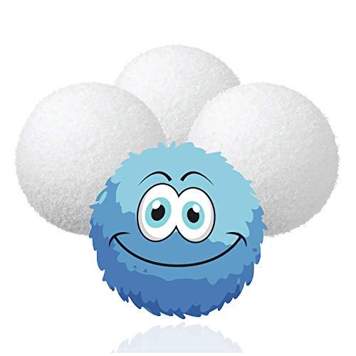 ScumSponge Scum Sponge for Hot Tub to Soak Up Oils, Original Oil-Absorbing Sponge, Alternative for Scumbug, Ball and Scum Star, Spa Cleaner Sponge for Swimming Pool, Jacuzzi and Hot Tubs, 4 Balls