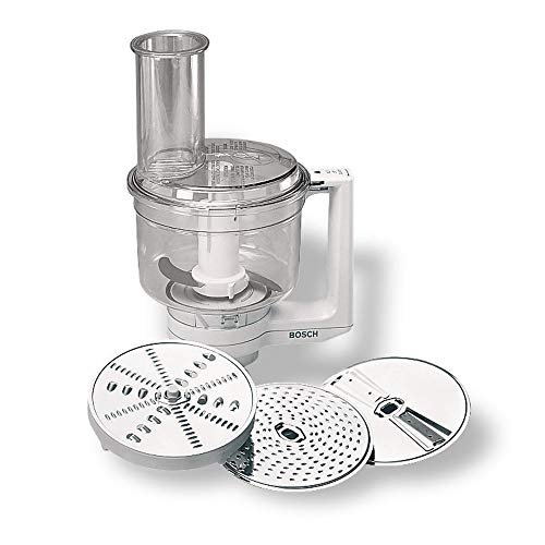 Bosch MUZ5MM1 Multimixer (Passend zu Bosch Küchenmaschinen MUM5) weiß/transparend