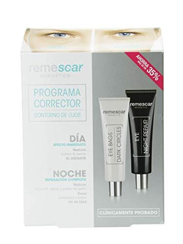 Remescar - Contorno de Ojos Dia y Noche, 2 x 8 ml