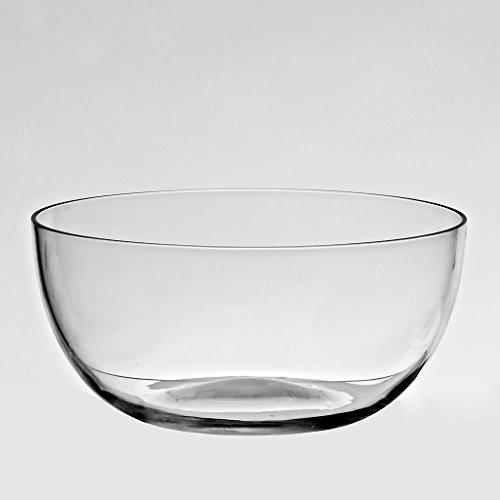 CRISTALICA Coupe à Pied Coupe Bol 12cm 300ml Cristal au Plomb Transparent