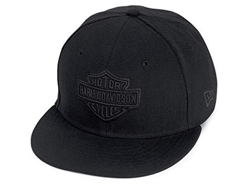 HARLEY-DAVIDSON Baseball Cap Tonal Bar & Shield Logo, XXXL