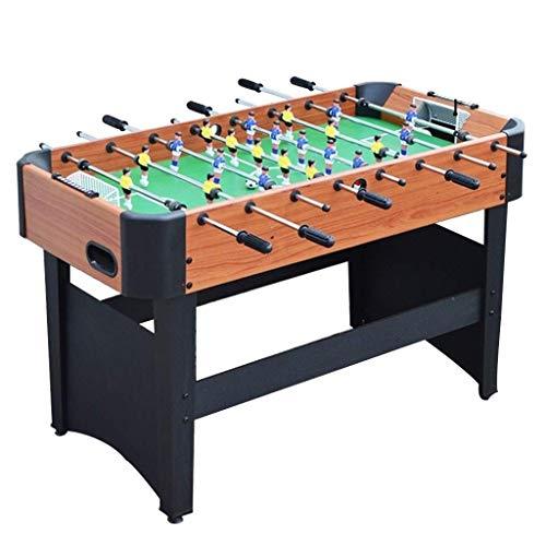 Find Bargain NILINBA Indoor Game Table Soccer Adult Table Football Table Football Game Table Childre...