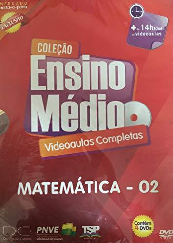 Coleção Ensino Médio Matemática 02