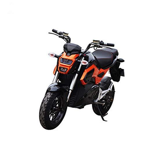 suyanouz BateríA De Litio EléCtrica De La Motocicleta 72V40A2000W Super Alta Potencia del Motor EléCtrico Adulto Personalizable De Coches