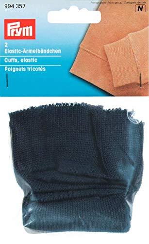 Prym, 2-teilige Elastische Bündchen, in dunklem Blau
