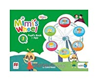 Mimi's Wheel Level 1 Pupil's Book Plus with Navio App (Mimis Wheel)