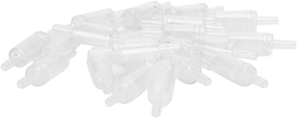 GLOGLOW Aquarium Air Pump Check Valves Val Washington Mall 20pcs Spasm price