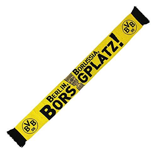 BVB Borussia Dortmund Schal zum DFB-Pokalsieg / Pokalsieger 2017