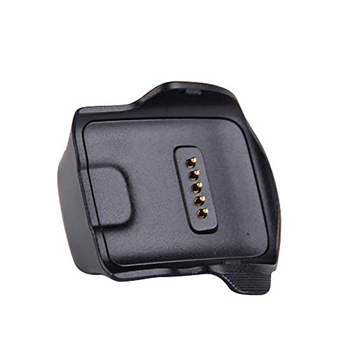 Huhuswwbin Dock di Ricarica Smart Watch Tracker Charger Dock per Samsung Galaxy Gear Fit R350