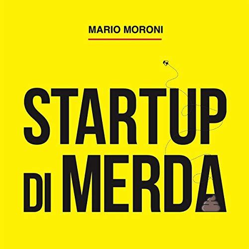 Startup di Merda audiobook cover art