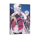 haocaitou Anime Girls Order Anastasia Poster, dekoratives