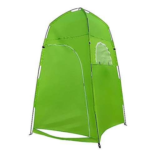 FengHuang Carpa Camping al Aire Libre a Prueba de Agua Ultra-Delgado Ultra-Light Tienda Portable de la luz Toldo para Gazebo al Aire Libre Beach Park