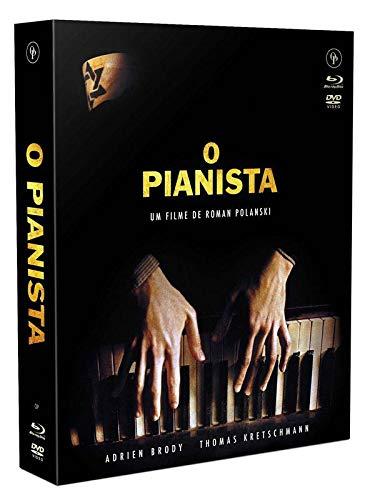 O Pianista - Edição de Luxo [Digipak Blu-ray]