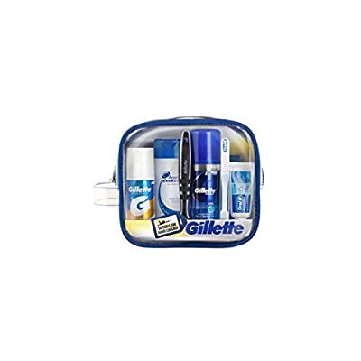 Gillette Travel Set, Mix, 200 Gram