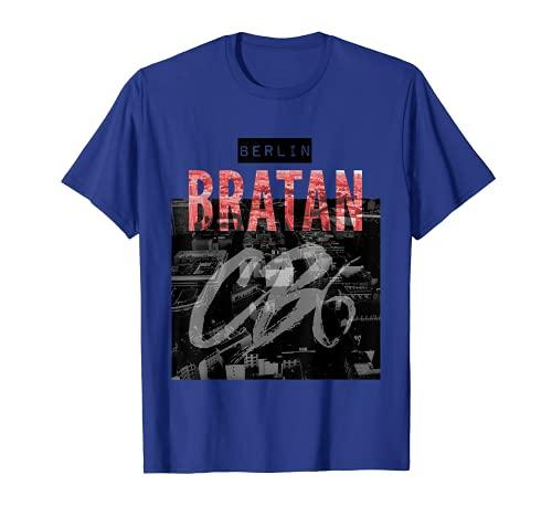 Berlin Bratan T-Shirt T-Shirt