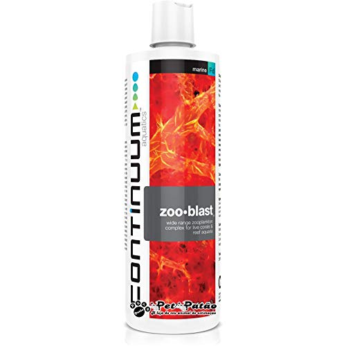 アクアギーク ズー・ブラスト(動物性プランクトン使用) サンゴ用基本フード 250ml
