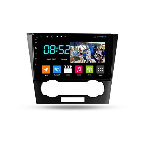 Foof Autoradio Coche Bluetooth 2 DIN Android Radio De Coche para Chevrolet Epica 1 9'' Pantalla Táctil WiFi Plug and Play Completo RCA SWC Soporte Carautoplay/GPS/Dab+/OBDII,Octa Core,4G WiFi 4G+64G