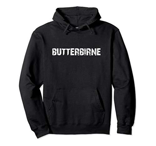 BUTTERBIRNE Geschenk Pullover Hoodie