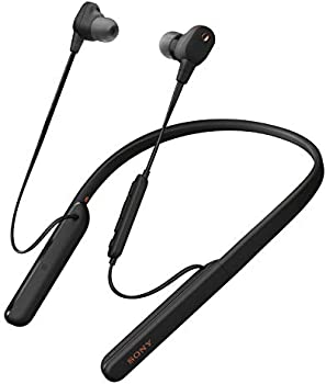 Sony WI-1000XM2 Noise Canceling Wireless Behind-Neck in Ear Headphones