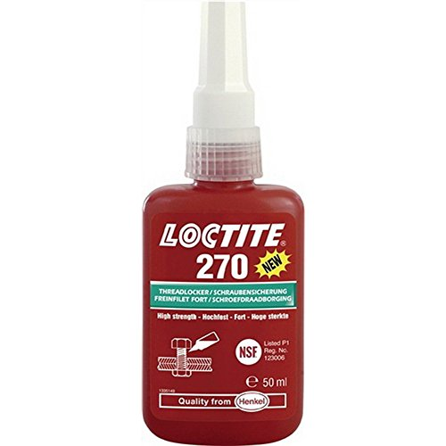 Loctite 1335897Tube Befüllen freinfilet 270, 50ml