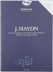Haydn: Concerto for Piano and Orchestra, Hob. XVIII: 11 D Major / Re majeur / D-Dur