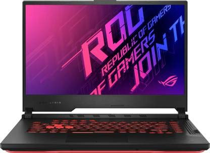 Asus ROG Strix G15 G512LU-HN181T i7-10750H/ GTX1660Ti (6GB)/ 16GB/ 512GB SSD/ 15.6 FHD-144hz/ 66Wh/ Black PLASTIC/WIN10/1YR