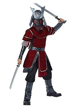 Child Deluxe Samurai Costume Large