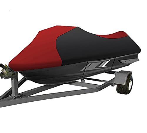 AMGJ Bâche de Jet Ski, Housse pour Jetski Impermable en Tiss