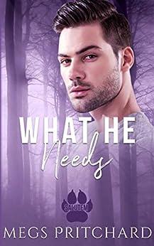 What He Needs (Salutem Book 1) by [Megs Pritchard, JC Clarke, Rebecca J Cartee]