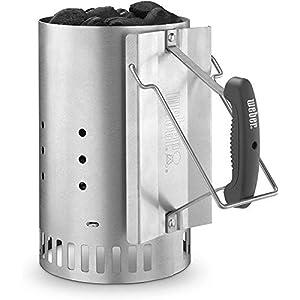 Weber 1013 – Encendedor para barbacoas o chimeneas Plus