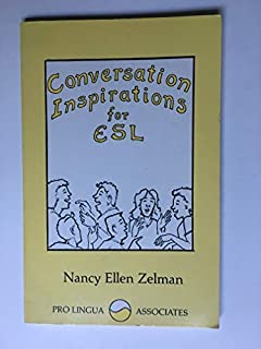 Conversation Inspirations for Esl (Supplementary materials handbook)