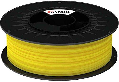Formfutura 2.85mm Premium PLA - Solar Yellow - 3D Printer Filament