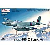 AZモデル 1/72 イギリス空軍 DH-103 ホーネット PR.2 プラモデル AZM7652