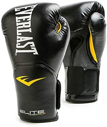 Everlast New Pro Style Elite - Guantes de entrenamiento, 16 onza