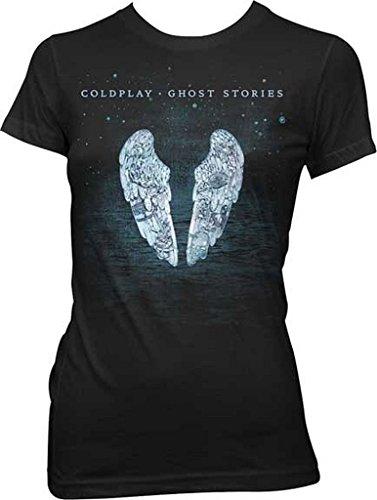 Coldplay Ghost Stories Junior Women's T-Shirt